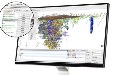 Seequent releases update to Leapfrog 3D geothermal software