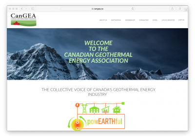 Job: Operations Manager – Geothermal Energy Association (CanGEA), Calgary
