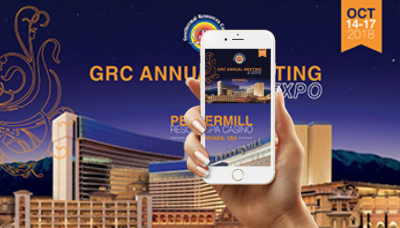 Event App released for GRC Annual Meeting & Expo, Oct. 14-17, 2018