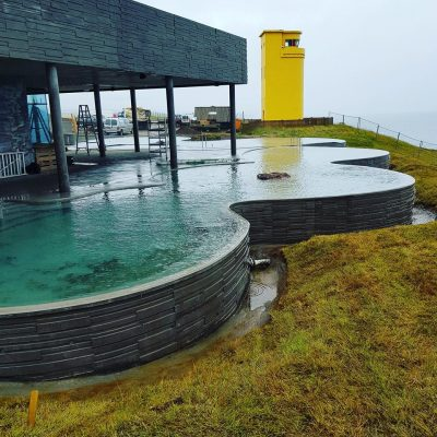 New Geothermal Sea Bath opens in the Northeast of Iceland