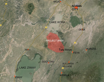 First 50 MW of Tulu Moye geothermal project in Ethiopia targeted for 2022 completion