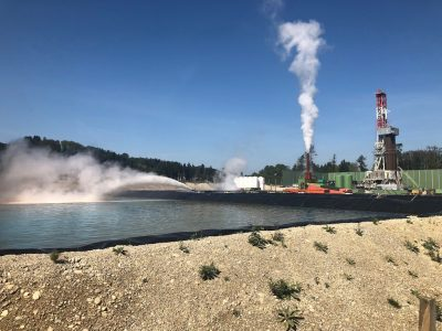 Sufficient heat & flow reported from Garching a.d. Alz geothermal project in Germany