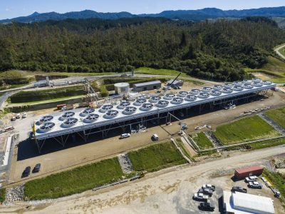 New Zealand newest geothermal power plant enters commissioning stage