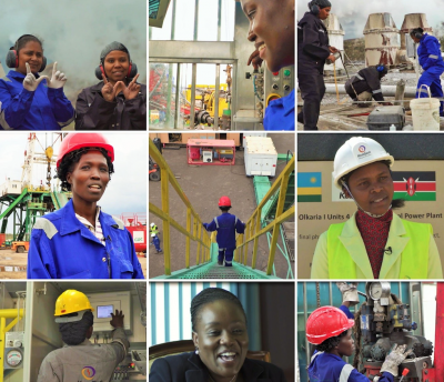 Women in Geothermal Sciences – a WING, UNU-GEST film documentary