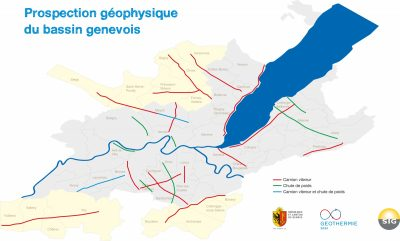 Success of geothermal heating project in Geneva, Switzerland presented to public