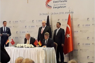 Geothermal cooperation agreement between Germany and Turkey signed in Ankara