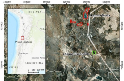 MGX acquires lithium brine projects in Chile with permitting in place to commence driling