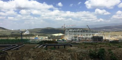 Construction of 165 MW Olkaria V geothermal plant in Kenya nearing completion