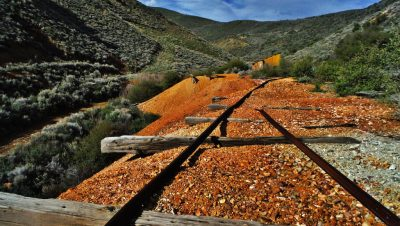 Old mines could provide opportunities for geothermal energy development in Nevada