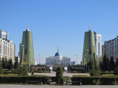 Kazakhstan exploring geothermal energy for heat and power production