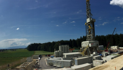 Drilling progressing well for Dorfen geothermal project in Icking, Bavaria/ Germany