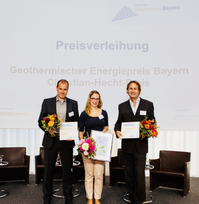 Prices awarded for especially efficient geothermal plants in Germany