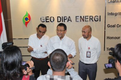 Interview – Riki F Ibrahim, President Director of PT Geo Dipa Energi