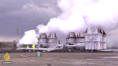 Al Jazeera on the example of Kenya's geothermal power to the world