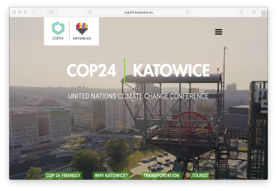Overview of geothermal events at COP24 meetings in Katowice, Poland – shared by EGEC