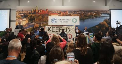 COP24 – A frustrating end to climate talks in Katowice, Poland – Or is it?