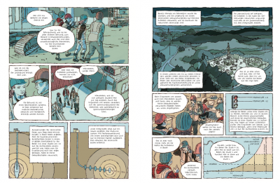Public engagement on geothermal energy – a fantastic approach in form of a comic book