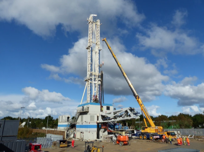 United Deep Downs Deep Geothermal Project starts drilling of 2nd well