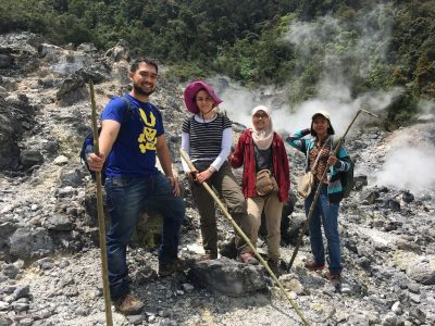 The bilateral cooperation of the GEOCAP project in Indonesia – a reflection