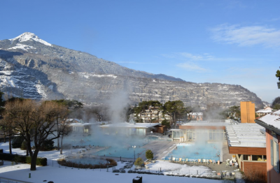 Geothermal project at Lavey-Les-Bains with positive public reception