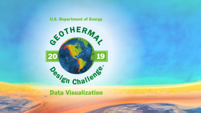 Webinar: U.S. Geothermal Design Challenge Competition, Jan 25, 2019