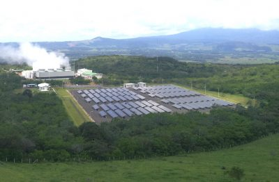 Costa Rica reaches record level geothermal power generation