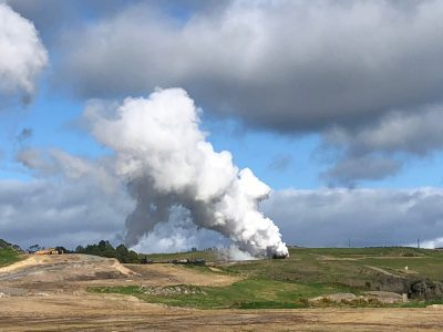 Geothermal innovation park planned at Ngawha, New Zealand