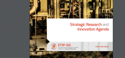 ETIP-DG releases Strategic Research & Innovation Agenda for Deep Geothermal