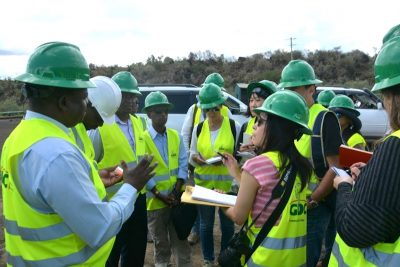The social impact of the Menengai geothermal project highlighted in Kenya