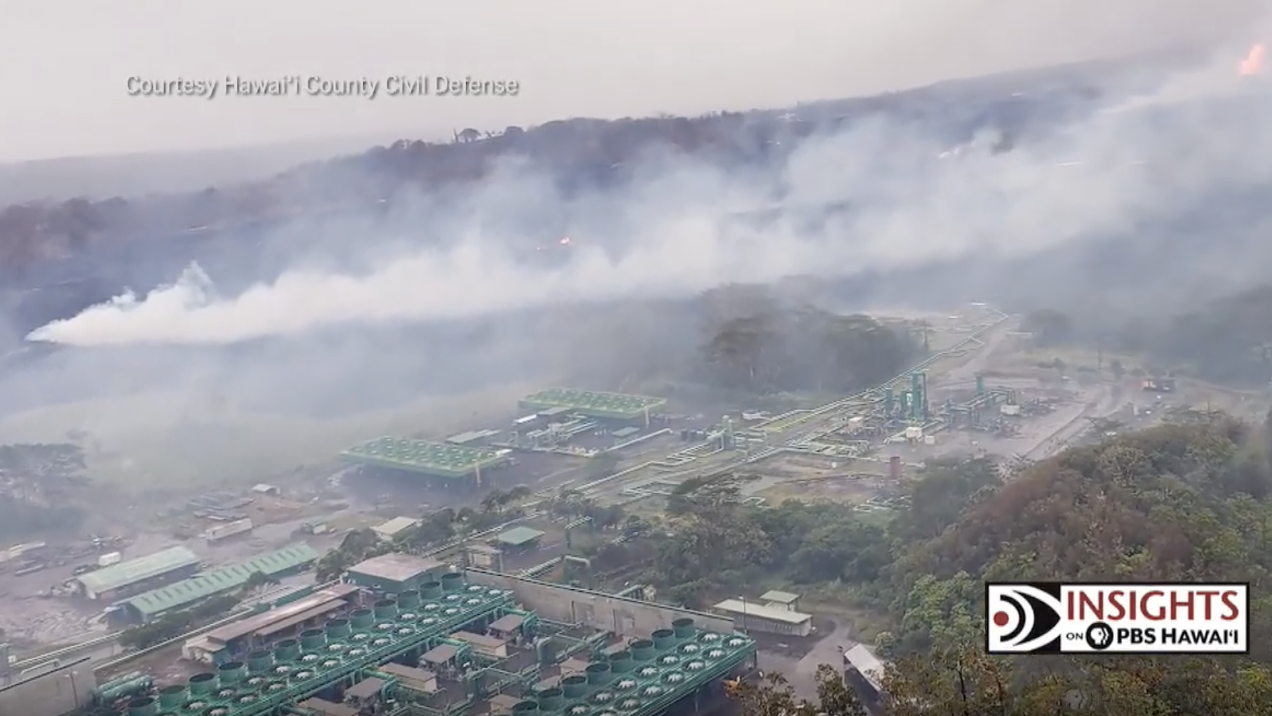 Video Discussion On Restart Of The Puna Geothermal Power