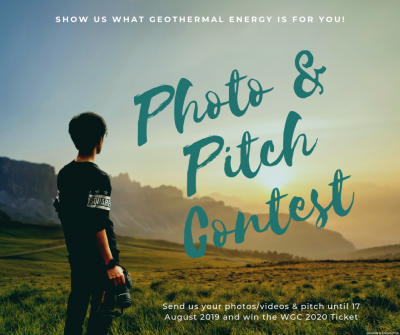 IGA – Geothermal Photo & Video Contest 2019 (with special award!)