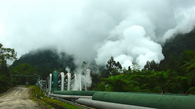Mt Apo geothermal plant reconnected to grid following recent landslides