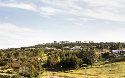 Planning permission granted for major geothermally heated biodome complex in Reykjavik, Iceland