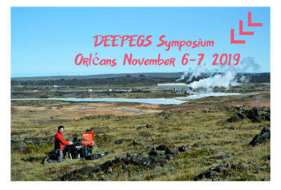 DEEP EGS Symposium – deep geothermal well productivity, Orléans, 6-7 Nov. 2019
