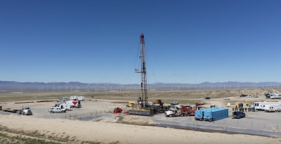 Video: Update on the FORGE geothermal research project in Utah, U.S.