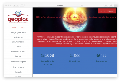 GeoPLAT – Spanish Geothermal Technology & Innovation Platform celebrates 10th anniversary