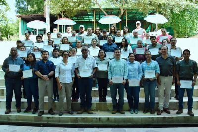 40 practitioners successfully conclude GIZ training on geothermal direct use in Latin America