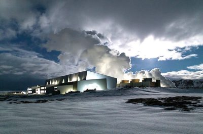 Theistareykir geothermal plant nominated for international project management award