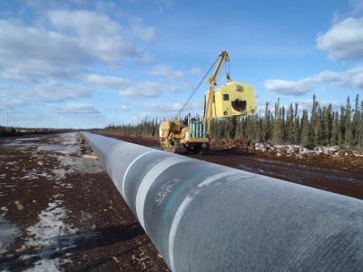 How a planned oil pipeline could be an opportunity for local clean energy, incl. geothermal