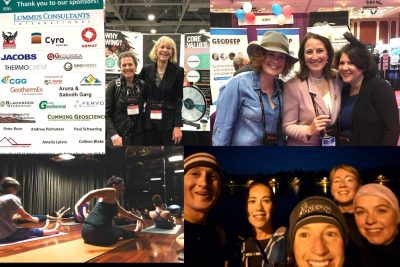 Women in Geothermal (WING) US Team seeking your support and sponsorship