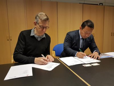 Iceland GeoSurvey and Japanese Geoscience Enterprise sign cooperation agreement