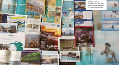 Creating a blueprint for geothermal hot springs and bathing tourism strategy
