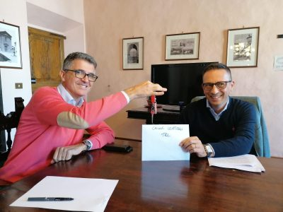 Geothermal district heating coming to Radicondoli in Tuscany/ Italy