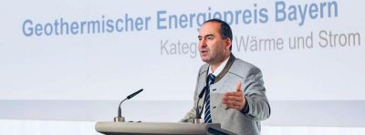Government of Bavaria, Germany announces geothermal master plan to push development