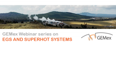 GEMex Geothermal Webinar Series – Citizen involvement, development, R&D – 28 Nov. and 5 & 12 Dec. 2019