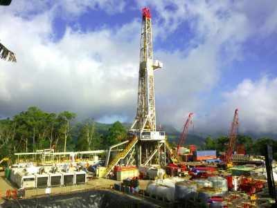 Flores Island in Eastern Indonesia blessed with large geothermal potential