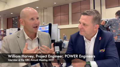 Looking at geothermal and a look forward – interview with William Harvey, POWER Engineers