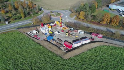 Geneva starting to drill second well for geothermal heating project