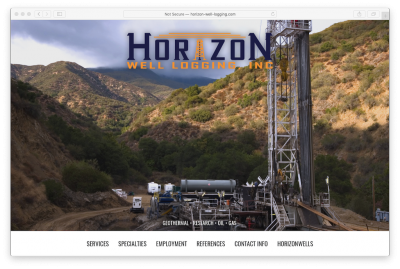 Job: Geothermal Geologist with Horizon Well Logging, California