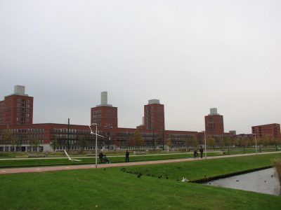 Part of The Hague plans move from natural gas to geothermal district heating